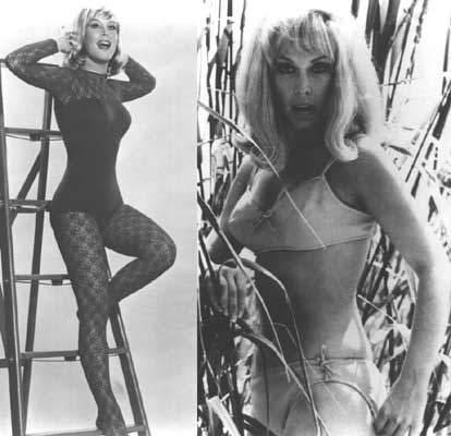 Barbara Eden nackt, Nacktbilder,