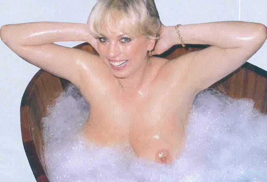 Schauspielerin Brooke Langton nackt