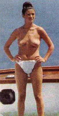 Catherine Zeta-Jones: Sexy Fotoshooting - Top Story