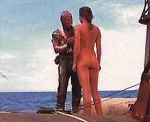 Трипплхорн джинн голая фото