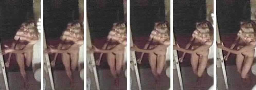 Nackte Jessica Lange in Blue Sky ANCENSORED