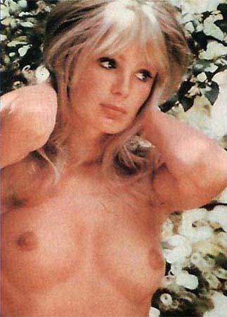 linda evans naked