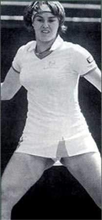 Martina Nackt