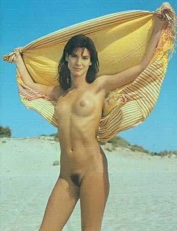 сандра баллок голая фото