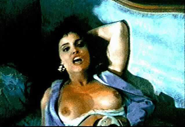 Tracy Scoggins Nackt